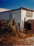 "Our first prayer room was nothing more than four trailers pushed together forming our ""Bethlehem Stable"""